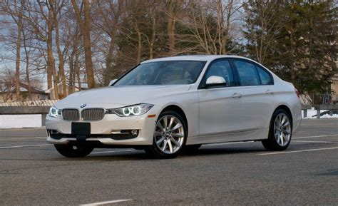 bmw  diesel sedan  drive review car