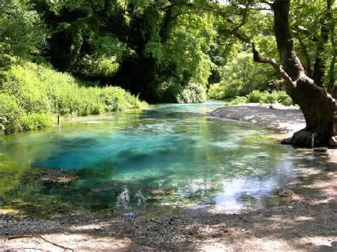 Syri i Kalter - Albania Discover
