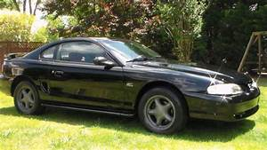 Ford Mustang Coupe 1994 BLACK For Sale. 1FALP42T4RF160728 94 FORD MUSTANG GT 5.0 *NO RESERVE* 3 ...