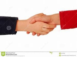 Kids handshake stock image. Image of hand, hands, girl ...