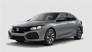 Honda Civic Hatchback : 2017 honda civic hatchback color options ~ Maxctalentgroup.com Avis de Voitures