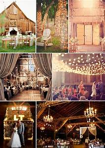 Rustic outdoor wedding decoration ideas living room for Barn wedding lighting ideas