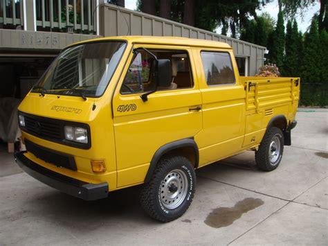 vw t3 transporter syncro pick up v dubs fahrzeuge automobil transporter