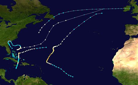 1884 Atlantic Hurricane Season Wikipedia