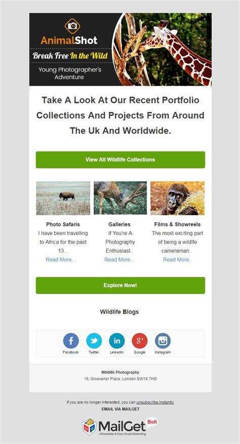 photographer email templates 9 best photographer email templates for photo studios mailget