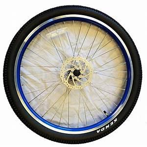 Baja 48v   Complete Front Wheel