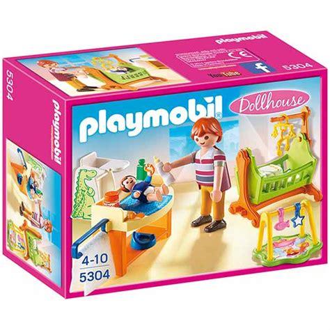 chambre winnie bebe playmobil chambre de bébé 5304 joué