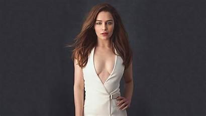 Emilia Clarke 4k Wallpapers Celebrities Hair Blonde