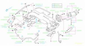 22012aa220 - Sensor Assembly-vacuum  Intake  Manifold  System