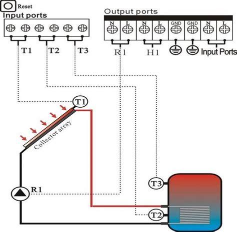 Solar L Wiring by Controler Solar Sr208c