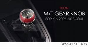 Tuon Red Point 5 Speed Manual Transmission Gear Knob For