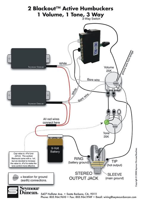 Blackouts Wiring Ultimate Guitar