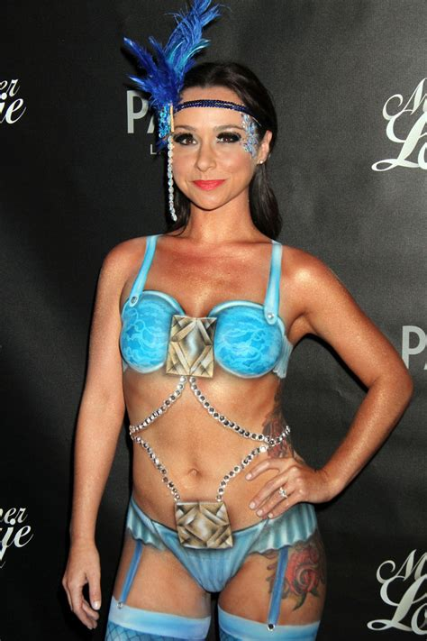 danielle harris sexy danielle harris midsummer 2013 lingerie carnival in las