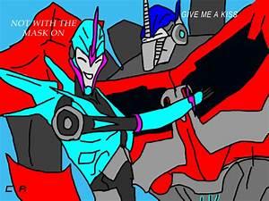 Transformers Prime Arcee And Optimus | www.pixshark.com ...