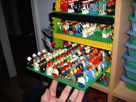 Kinderzimmer Gestalten Lego by Lego Figuren Aufbewahrung Lego Bauen Ideen