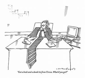 A Man Sits At His Office Desk On The Phone By Michael Crawford