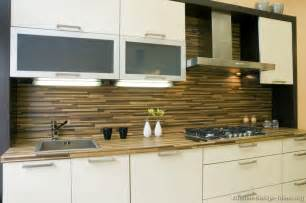 modern backsplash kitchen pictures of kitchens modern white kitchen cabinets page 2