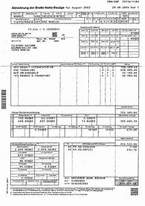 Abrechnung Der Brutto Netto Bezüge : gehaltsabrechnung eines fu ballprofis ~ Themetempest.com Abrechnung