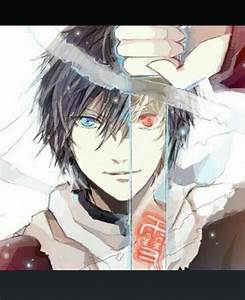Anime Boy With Brown Hair And Sword | www.pixshark.com ...