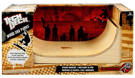 Tech Deck Skatepark Toys R Us by Tech Deck Wood Sk8 Parks Wooden R With Rail Finger