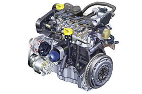 Renault Dci Engine Overview