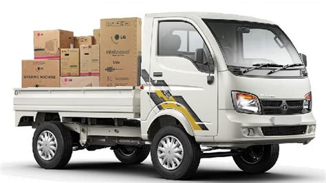 Tata Ace Picture by Mahindra Becomes Largest Scv Maker In India Surpasses