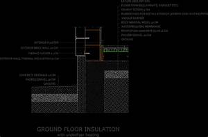 Ground Floor With Underfloor Heating - Connection With