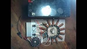 Brushless Dc Motor Using Mosfet Irfz44 - High Speed  Handmade
