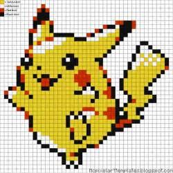 mini pokemon pixel art images