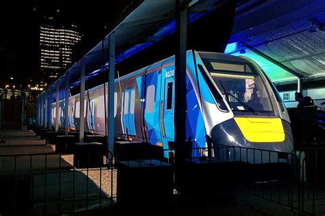 High Capacity Metro  Ee  Trains Ee