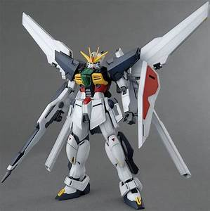 Mg Gundam Double X English Manual  U0026 Color Guide