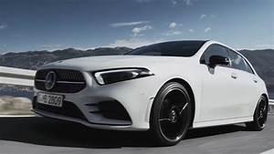 Mercedes Classe A 2018 : nouvelle mercedes classe a 2018 youtube ~ Medecine-chirurgie-esthetiques.com Avis de Voitures