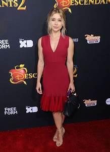 "Olesya Rulin At ""Descendants 2"" Premiere in Los Angeles ..."