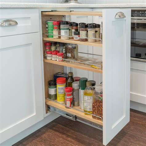 Clever Spice Rack by Clever Pull Out Spice Rack Hgtv