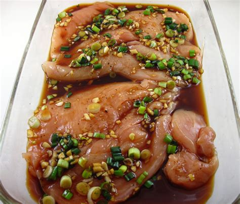 marinated chicken marinade for chicken recipe dishmaps