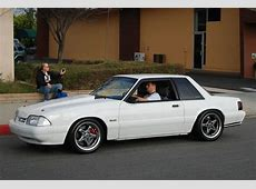 Fox Body Ford Mustang 50 Notch Back Trucks & Cars