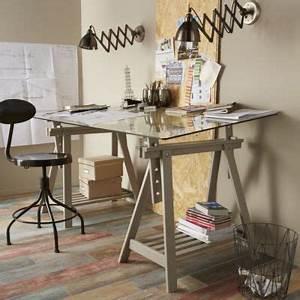 Bureau Architecte Ikea : tr teau architecte taupe castorama ~ Teatrodelosmanantiales.com Idées de Décoration