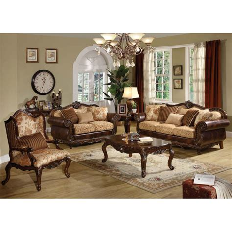 Loveseat And Ottoman Set by Remington Sofa Loveseat Set