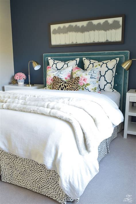 cozy chic guest room retreat update part  home