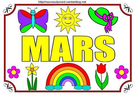 chambre autour de bébé mois de mars à colorier à gommettes et en couleur