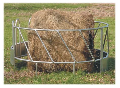 hay ring feeder palmer feed roundbale feeders