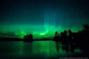 Kayaking Under The Aurora Borealis