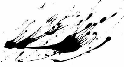 Splatter Splash Paint Ink Drop Transparent Oil