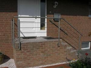 Preis Betonplatten 40x40 : treppengel nder aus edelstahl preis per laufenden meter ~ Michelbontemps.com Haus und Dekorationen