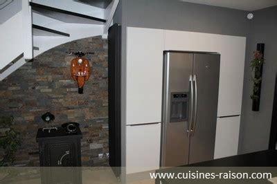 cuisiniste beziers pretty cuisine avec frigo américain images gt gt emejing