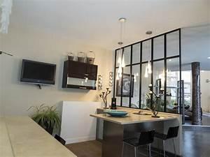 Verriere Cuisine Salon : verri re d 39 atelier r tro en normandie toutes nos r alisations ~ Preciouscoupons.com Idées de Décoration