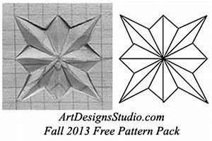 Free Chip Carving Patterns - by LSIrish @ LumberJocks com