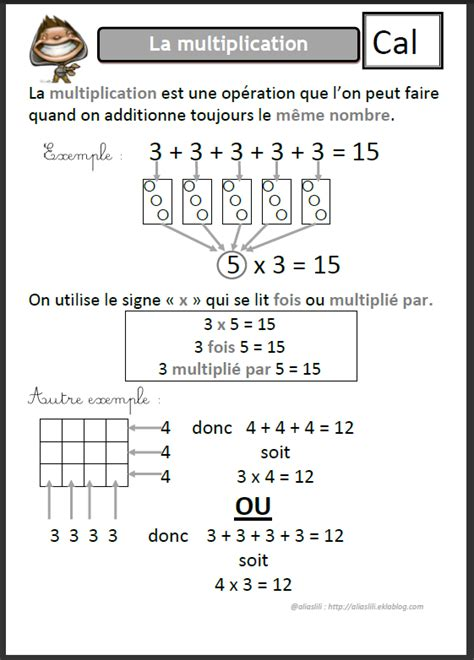 delightful les tables de multiplication ce2 8 apprendre la table de multiplication par 8 en