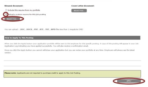 How To Upload A Resume by How To Upload A Customized Resume Cover Letter