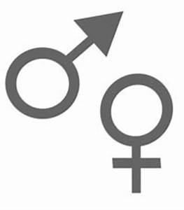 Sigle Homme Femme : l 39 origine des sigles masculins et f minins ~ Melissatoandfro.com Idées de Décoration